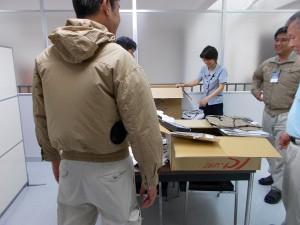 空調服ファン付き作業服-3