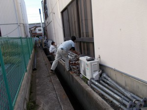 水道蛇口(2)
