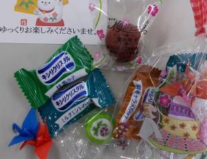 1-宝塚への愛お菓子